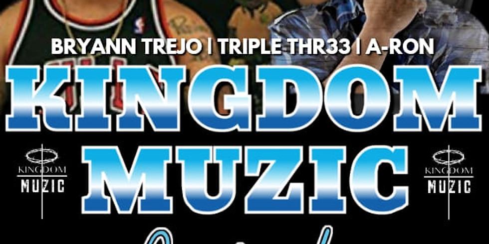 FREE CONCERT: Kingdom Muzic Revival