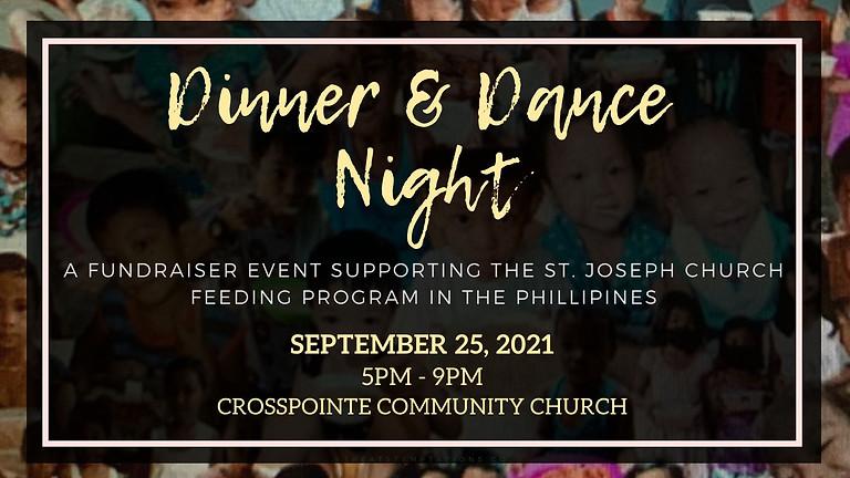 Dinner & Dance Fundraiser Night