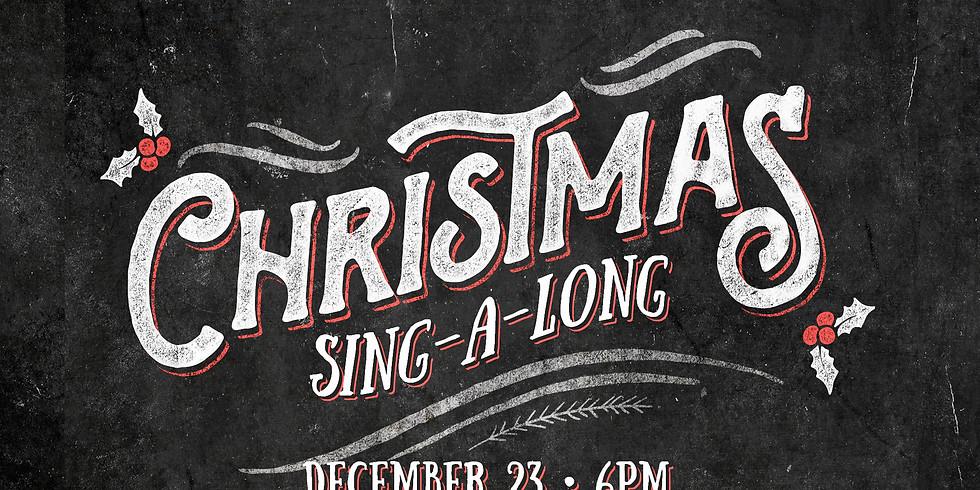 Annual Christmas Sing-A-Long