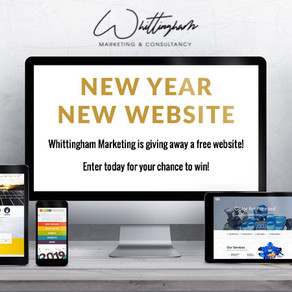 New Year, New Website! 2021 Competition!