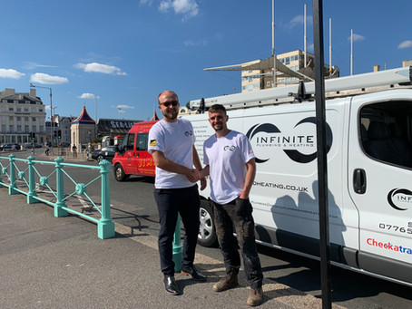 The Whittingham Group: Welcome Infinite Plumbing & Heating
