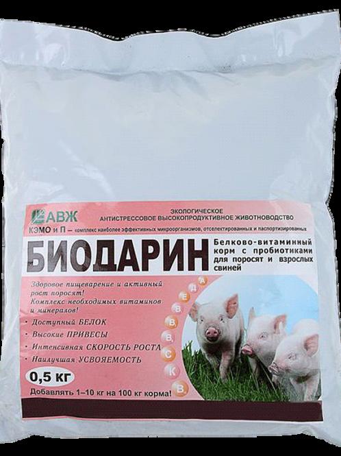 БиоДарин для поросят и свиней