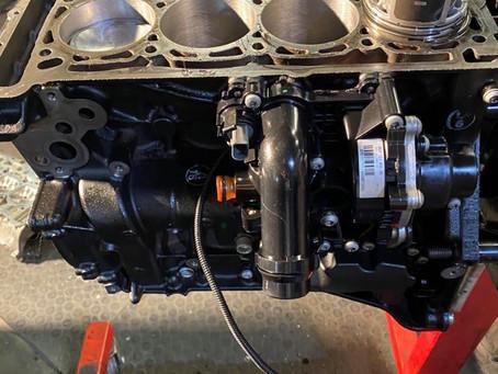 Remise en état Moteur 1.8 TFSI Audi/VW