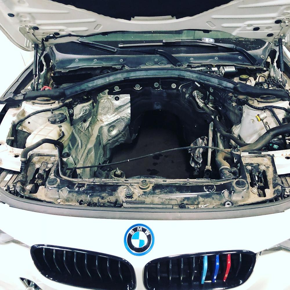 Moteur BMW 320D