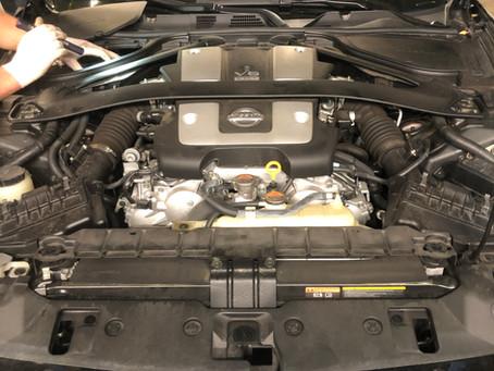 Révision complète Moteur Nissan 370Z  3.7L V6