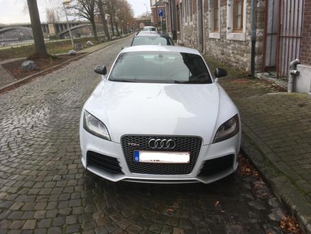 Remise en état d'un moteur 2.5 TFSI Audi TT RS