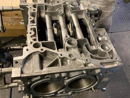 Remise en état moteur 2.0 Turbo Toyota GT86