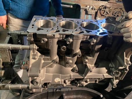 Remise en état Moteur Citroen Jumper 2013 2.2 HDI