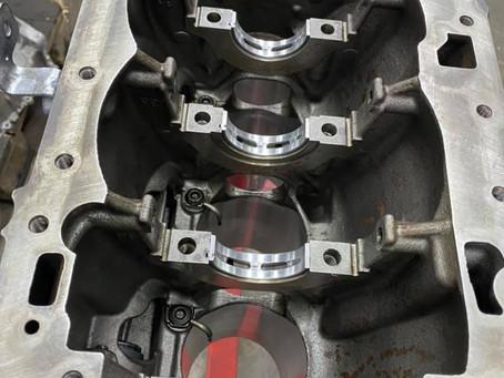 Révision complète d'un moteur 2.0 TFSI 300 cv d'une Golf 7R 2014
