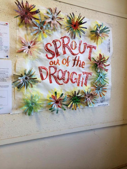 Sprout out of Drought