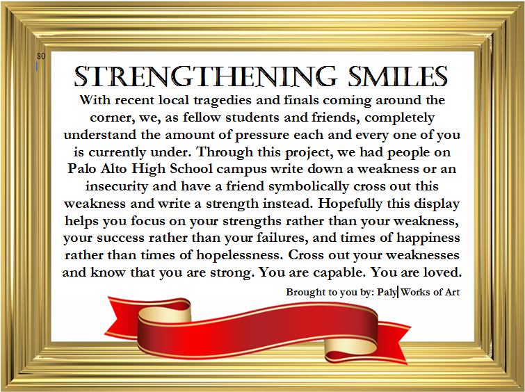Strengthening Smiles