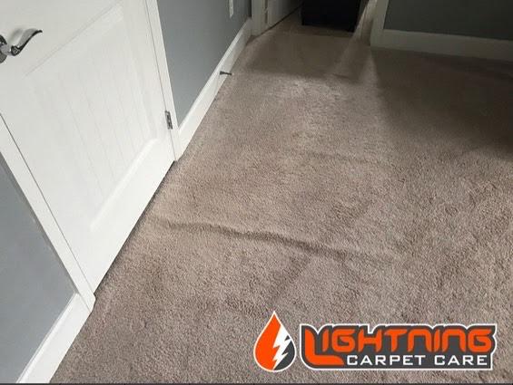 Carpet Wrinkles (Before)