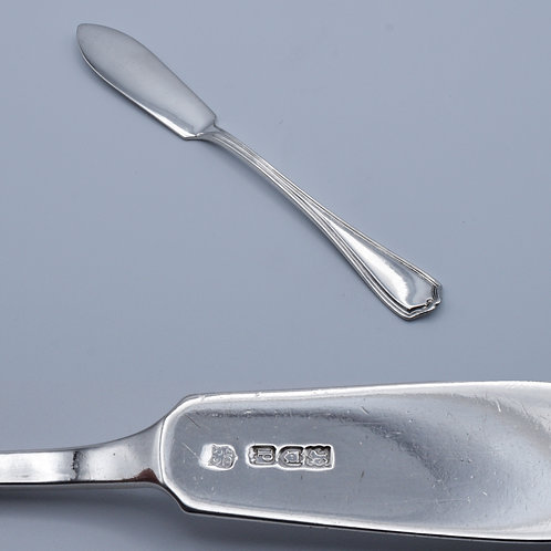 Butter Knife, Sterling Silver, 1910