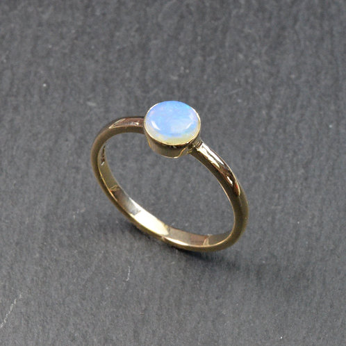 Opal Ring in 9ct gold