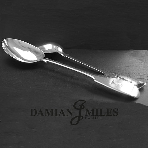 Pair of Exeter Table Spoons