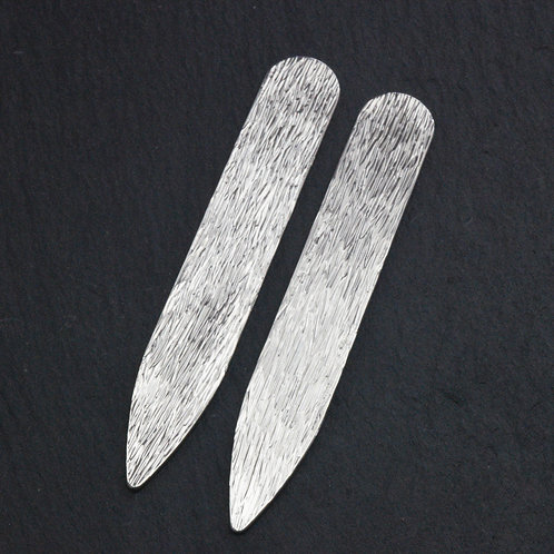 Fur Pattern Collar Stiffeners