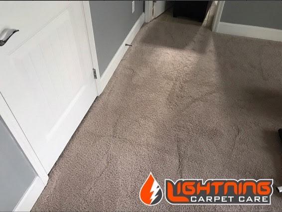 Carpet Wrinkles (After)