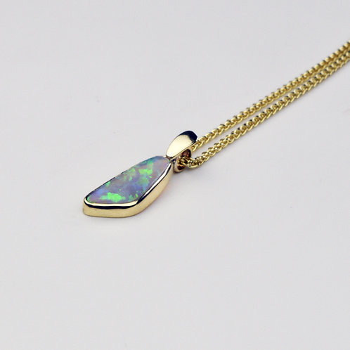 Opal Pendant. One of a Kind