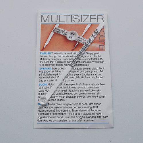 Euro Size Multisizer