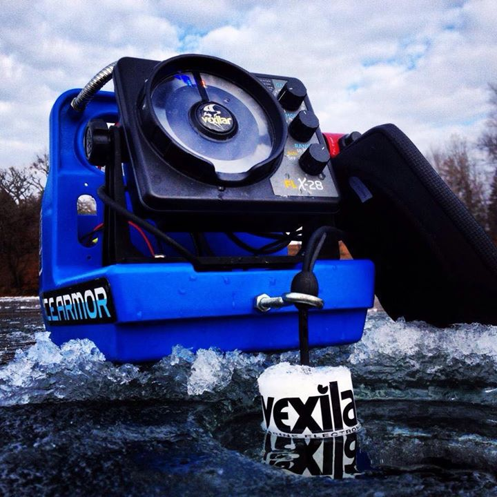 Ice fishing will soon be apon us and I don't know about you but I'm pretty psyched to take my flx 28