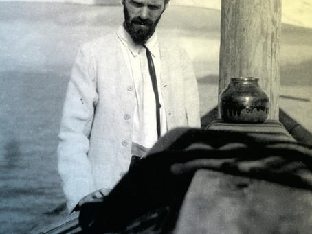 D. H. Lawrence: Philosopher by Farasha Euker