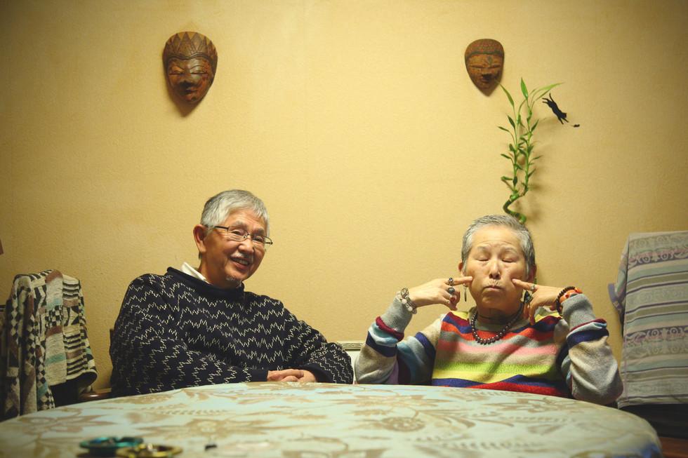 60代ご夫婦