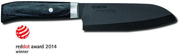 JPN Santoku Szeletelő kés, penge 14 cm