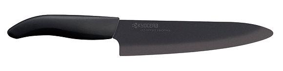 Séf kés fekete penge 18cm