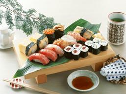 A Japán konyha színei.