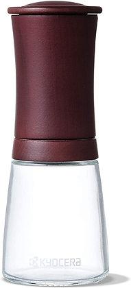 Kerámia Fűszer Malom Rózsafa / Üveg állítható