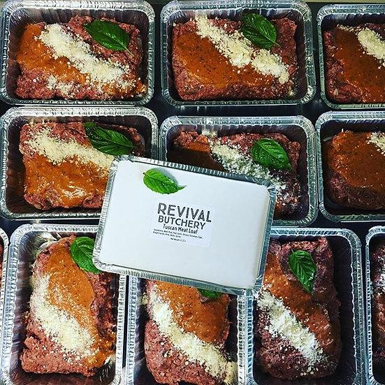 Tuscan Meatloaf