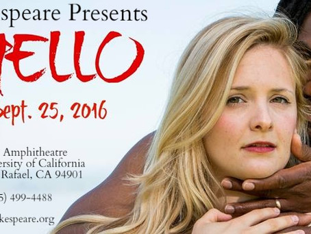 It's all about Othello...