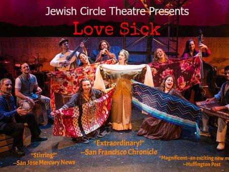Regina in LOVE SICK, A New Musical
