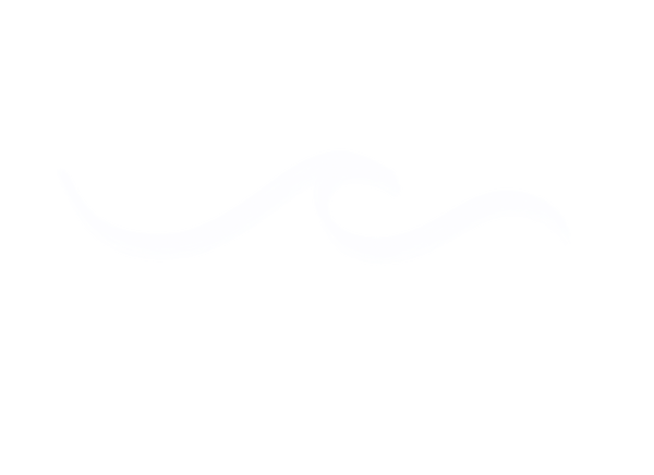 wide white wave