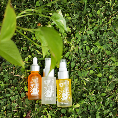 An Environmentalist's Solution to Toxic Skin Care