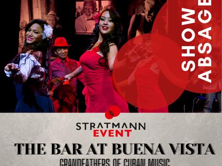 """Showabsage """"The Bar at Buena Vista"""""""