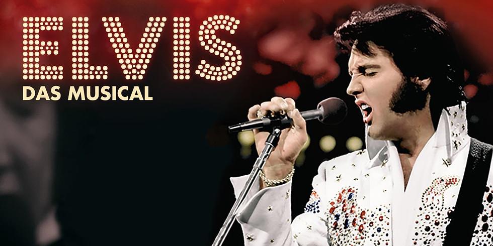 ABGESAGT Elvis - Das Musical Münster Halle Münsterland