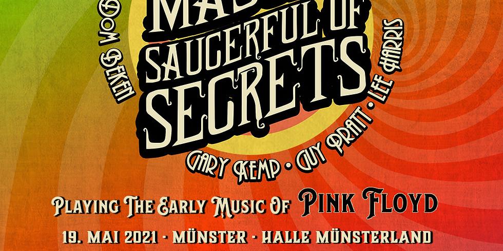 IN BEARBEITUNG Nick Mason's Saucerful of Secrets - Münster - Halle Münsterland - Ersatztermin