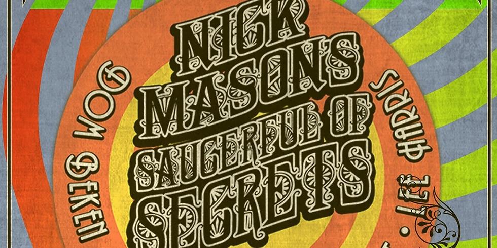 IN BEARBEITUNG - Nick Mason's Saucerful Of Secrets Münster Halle Münsterland