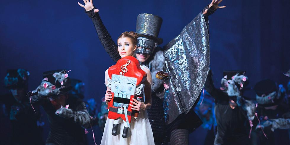 """Bolschoi Ballet Belarus """"Der Nussknacker"""" Bielefeld Stadthalle"""