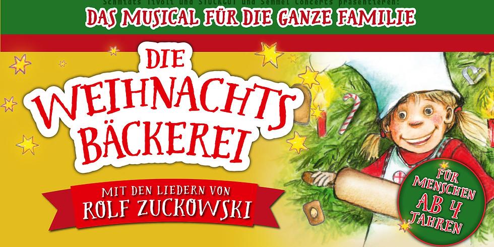 Die Weihnachtsbäckerei Bielefeld Stadthalle