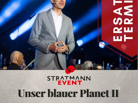 Ersatztermin Unser Blauer Planet II Münster