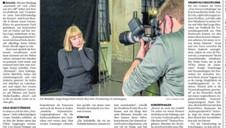 Artikel über Kulturgesichter in der Neuen Westfälischen