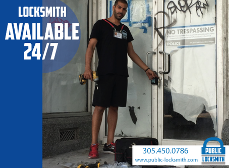 Why Be Protected By a Professional Locksmith?