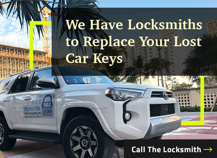Contact Public Locksmith For Automobile Locksmith Services Near You