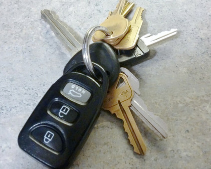 How to Find a Missing Key Fob?