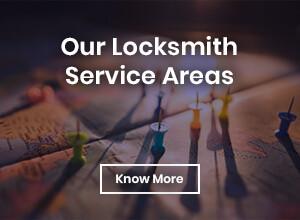 Service Location Areas of Public Locksmith, Miami