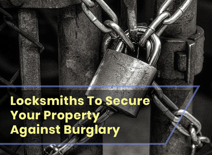 Our Locksmith Services