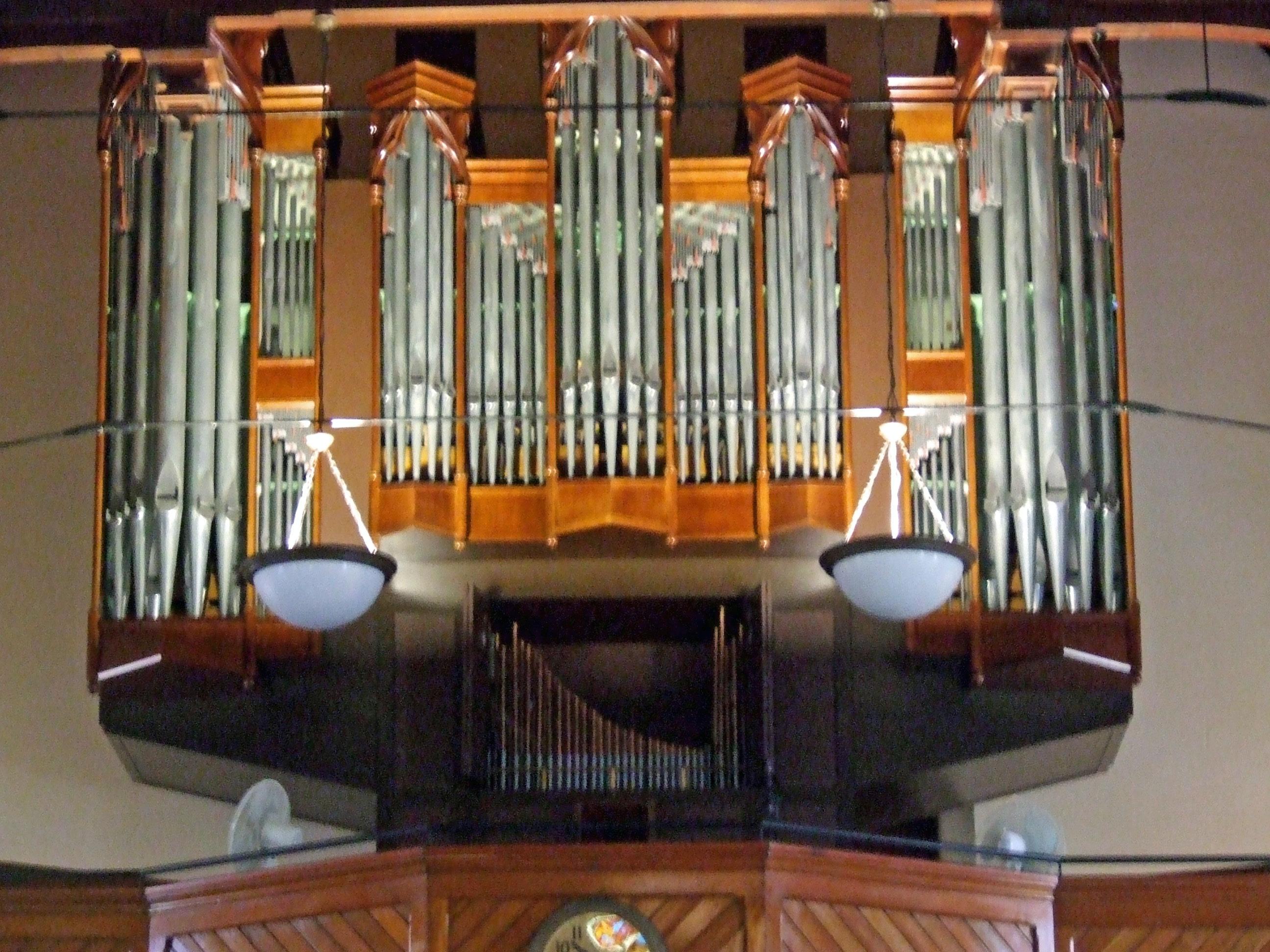 Pipe or Electronic Organ