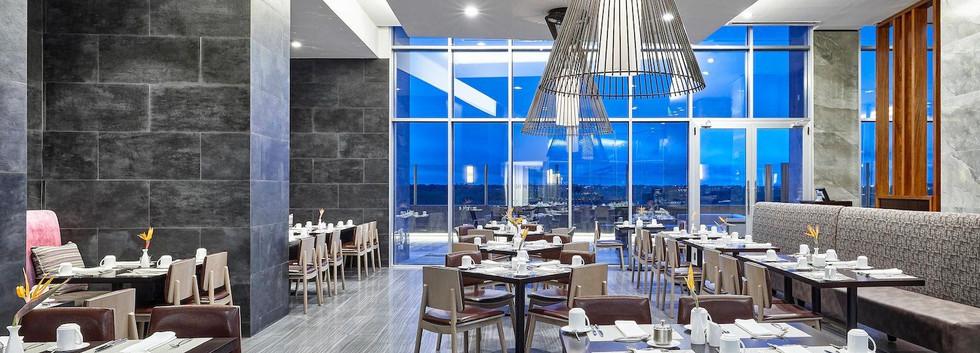 Toborochi, Marriott Santa Cruz, Bolivia Hotels, Hospitality Interiors, Restaurant Design